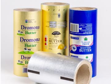 Dairy laminates & foils